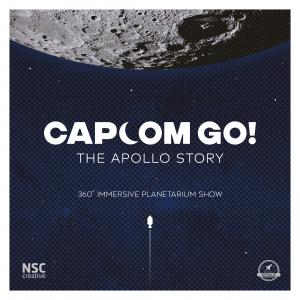 "The ""CAPCOM GO! The Apollo Story"" fulldome planetarium show will run throughout July at Flandrau Science Center and Planetarium."