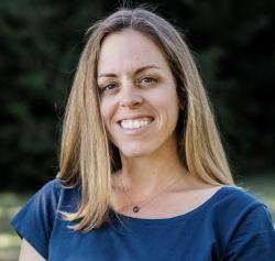 Megan Carney, director of the Center for Regional Food Studies