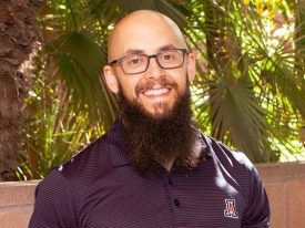 Chad Myler, health promotion manager at Life & Work Connections
