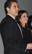 Credit-Wise Cats' Juan Ciscomani and Becky Barry