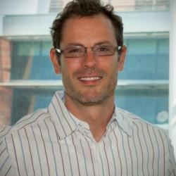 Eric Lyons, associate professor of plant science