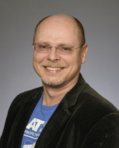 Wolfgang Fink, associate professor of electrical and computer engineering