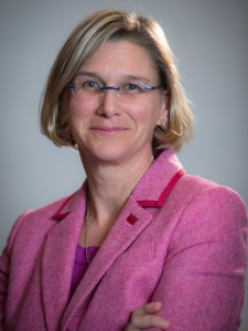 Liesl Folks became senior vice president for academic affairs and provost in late July.