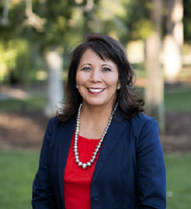 Karen Francis-Begay, assistant vice president for tribal relations