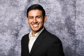 David O. Garcia, assistant professor in the Mel and Enid Zuckerman College of Public Health