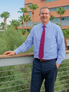 David Hahn began as dean of the College of Engineering on July 1.