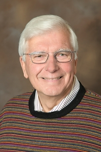 Laurence Hurley, professor in the College of Pharmacy