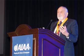 Israel J. Wygnanski (Photo by AIAA)
