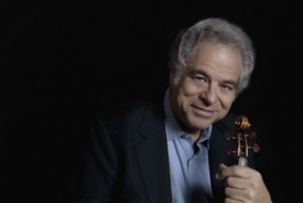 World-renowned violinist Itzhak Perlman's performance is March 1 at 6:30 p.m. in Centennial Hall.