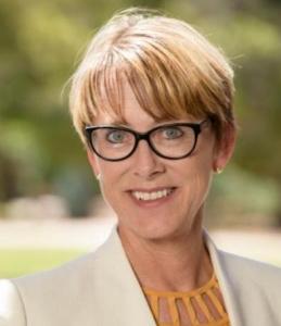 Jane Hunter, vice president for strategic initiatives