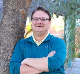 Joe C. Klug, assistant professor of scenic design, School of Theatre, Film and Television
