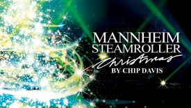 """Mannheim Steamroller Christmas"" by Chip Davis will be performed twice on Dec. 17."