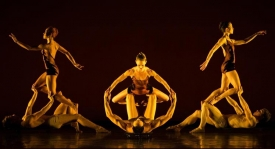 MOMIX performs at Centennial Hall on Jan. 18.