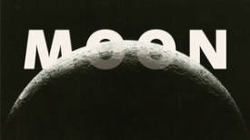 """The exhibit """"Moon"""" opens on July 20 at Special Collections, near the Main Library."""