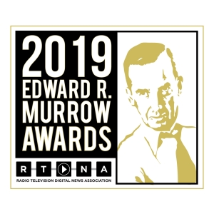 Arizona Public Media won four Regional Edward R. Murrow Awards in April. AZPM advances to the national competition, whose winners will be announced in June.
