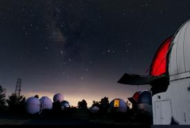 The popular SkyNights StarGazing program has returned at the Mt. Lemmon SkyCenter.