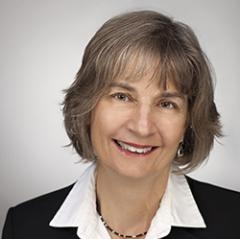 Mary Peterson, professor and director of the Cognitive Science Program in the Department of Psychology