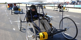 High school students will race solar-powered go-karts at an event presented by UA Tech Parks.