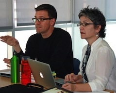 Crossroads Collaborative Co-Directors Stephen T. Russell and Adela C. Licona