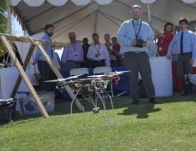 Engineering Design Day showcases the yearlong capstone design work of more than 500 students.
