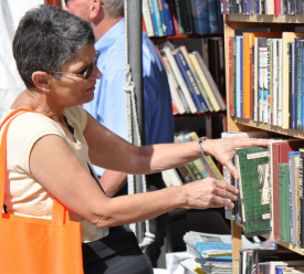 Readers of all ages will find something to enjoy at the Tucson Festival of Books, happening March 14-15 on the UA Mall.