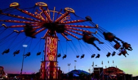 The UA's 41st annual Spring Fling carnival will take over the UA Mall April 10-12.