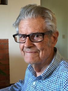 Cornelius Steelink (Photo courtesy of Laurie Steelink)
