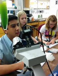 Summer Engineering Academy participants attend hands-on labs and lectures to learn how engineering impacts the world around them.