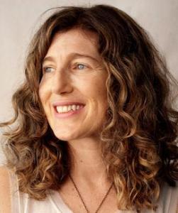 Susan Briante, professor of English