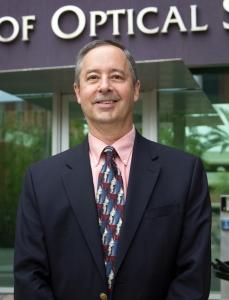 College of Optical Sciences Dean Thomas Koch