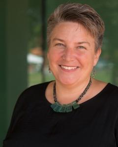 Hilary Van Alsburg, director of development for University Libraries