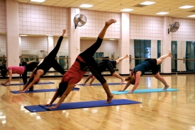 Employees can try out the Student Recreation Center for free Jan. 23-27.