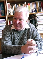 Vladimir E. Zakharov, Regents' Professor of Mathematics