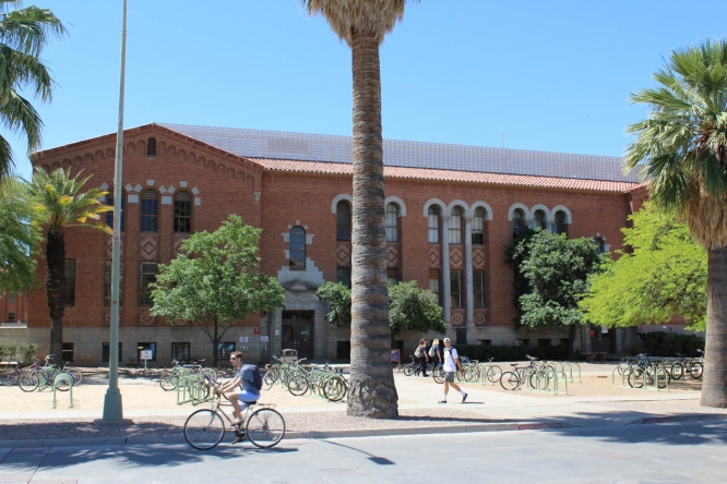 Renovations to the Chemistry building are among the items before the Arizona Board of Regents.