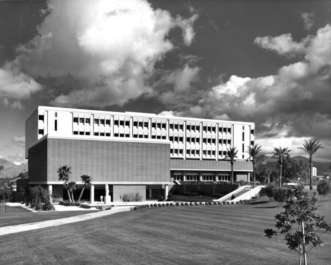 The College of Medicine – Tucson was founded in 1967.
