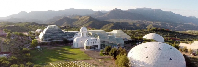Today, Biosphere 2 is a global leader in research to better understand our planet and resources.