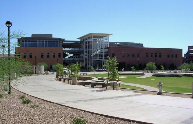 The Disability Resource Center is housed in Highland Commons.