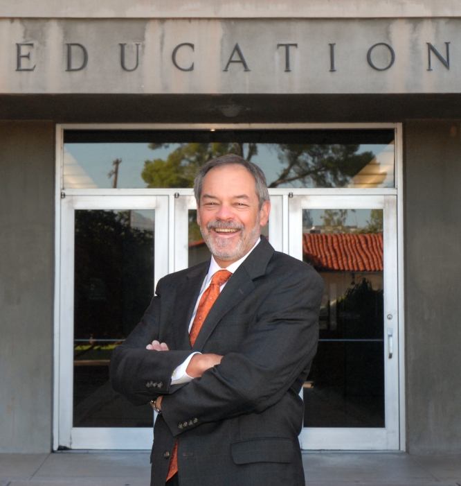 After 14 years as dean of the College of Education, Marx will return to the faculty.