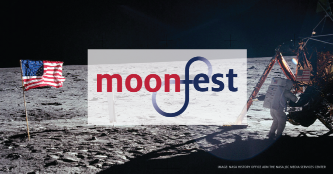 Moonfest encompasses a series of events marking the 50th anniversary of the Apollo 11 lunar landing – and the UA's contribution to lunar research. Exhibits, presentations and activities are scheduled throughout July and will culminate on July 20, the day of the anniversary.