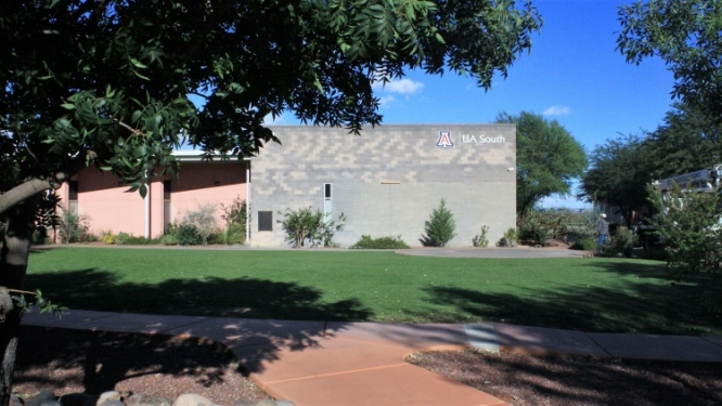 The University of Arizona is seeking ABOR approval to rename UA South to the College of Applied Science and Technology.