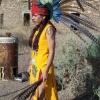 The museum's solstice celebration will feature Aztec music and dance.
