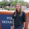 Agi Bakonyi is one of seven dispatchers with The University of Arizona Police Department.