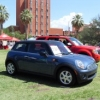 Renters enrolled in the UA's new car-sharing program can choose from a Toyota Prius, Ford Escape or MINI Cooper.