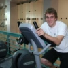 Eric Hobson helps UA students and employees meet their fitness goals as a personal trainer for Campus Recreation.