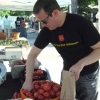 Visitors to the UA Farmers' Market can browse for fresh produce, gifts and more.