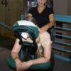"Free massages are among the features during ""Stress Buster Days"" at the Student Recreation Center."