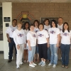 Walk Across Arizona is a statewide program that encourages people to walk for better health. Teams of two to 10 people track the number of miles they walk during an eight-week period.