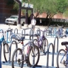 One new program being implemented in the next three years will allow campus community members to reserve automobiles or bicycles for temporary use.